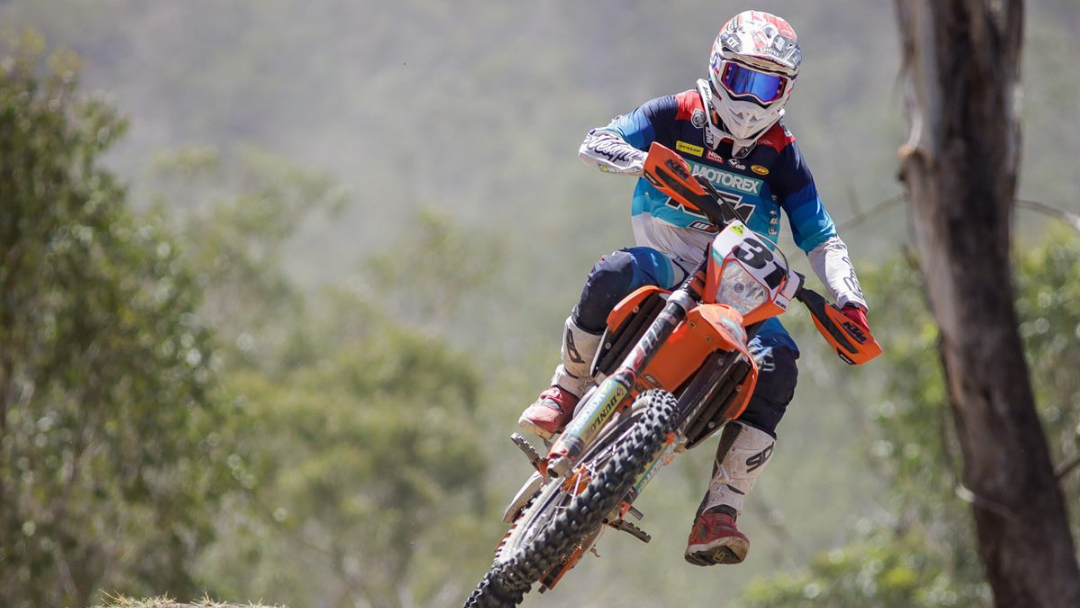 KTM'S MILNER AND SNODGRASS VICTORIOUS IN TOOWOOMBA AORC OPENER