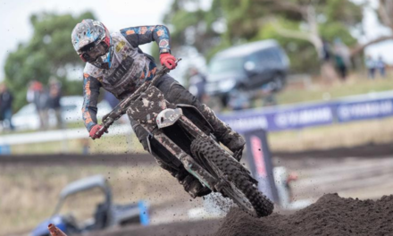 Strong MX1 Performance From Jesse Dobson