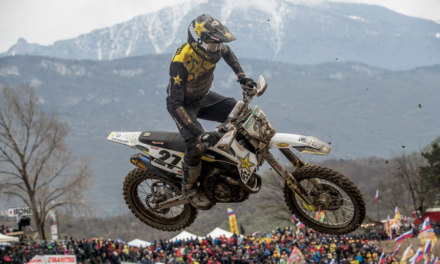 JASIKONIS FOURTH OVERALL IN THE MXGP CHAMPIONSHIP STANDINGS