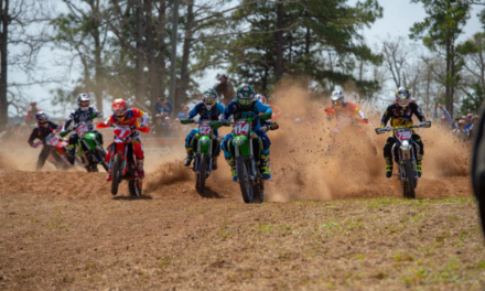 AMSOIL GNCC Racing Announces Rescheduled Date and Round 12 Location