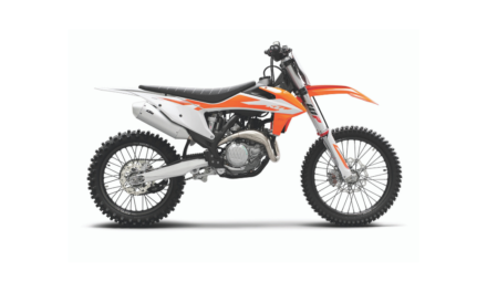 THE NEW KTM SX RANGE IS OUT NOW!