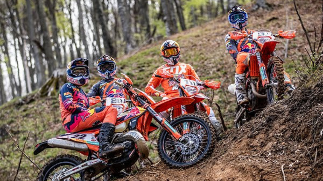 RED BULL KTM SET TO TAKE ON WESS 2019