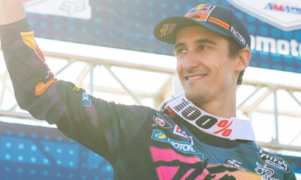 MUSQUIN RETURNS TO THE PODIUM WITH A RUNNER-UP FINISH AT THE FOX RACEWAY NATIONAL