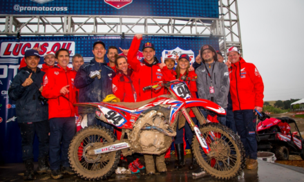 Emotional Overall Victory for Roczen at Hangtown Season Opener