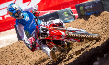 Roczen Concludes 2019 AMA Supercross Series with Fourth in Las Vegas, Seely Sixth