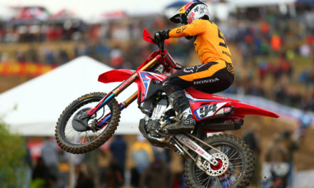 Roczen Makes Long-Awaited Return to the Top at Opening Round of Lucas Oil Pro Motocross Championship