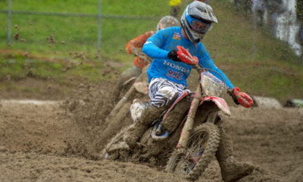 Career best for Bogers as Gajser has a tough day in Mantova's mud