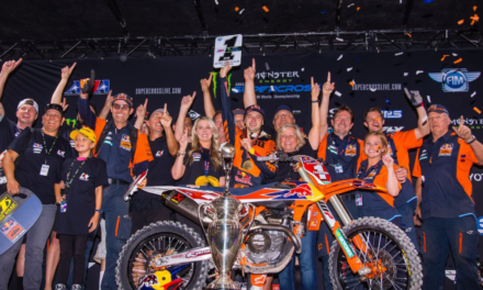 MX Sports Pro Racing and Lucas Oil Pro Motocross Championship Congratulate Cooper Webb and KTM on 2019 Supercross Title