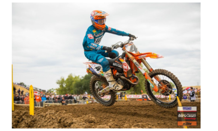 Baggett, Bogle Start Outdoor Season with Top Ten Finishes at Hangtown MX | Race Report