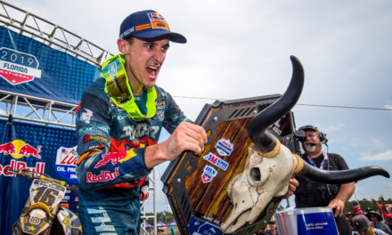 MUSQUIN CLAIMS OVERALL VICTORY AT THE FLORIDA NATIONAL