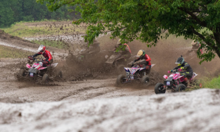 Chad Wienen Takes Home State Win at Sunset Ridge MX