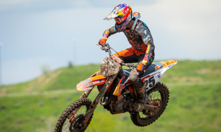 MUSQUIN RALLIES BACK FOR FIFTH OVERALL AT THUNDER VALLEY NATIONAL