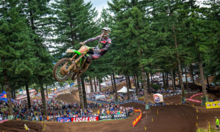 Tomac Dominant at Washougal En Route to Fourth  Lucas Oil Pro Motocross Championship Win of the Season