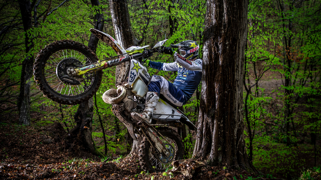 JARVIS, BOLT, AND GOMEZ FULLY PREPARED FOR ROMANIACS HARD ENDURO RALLYE
