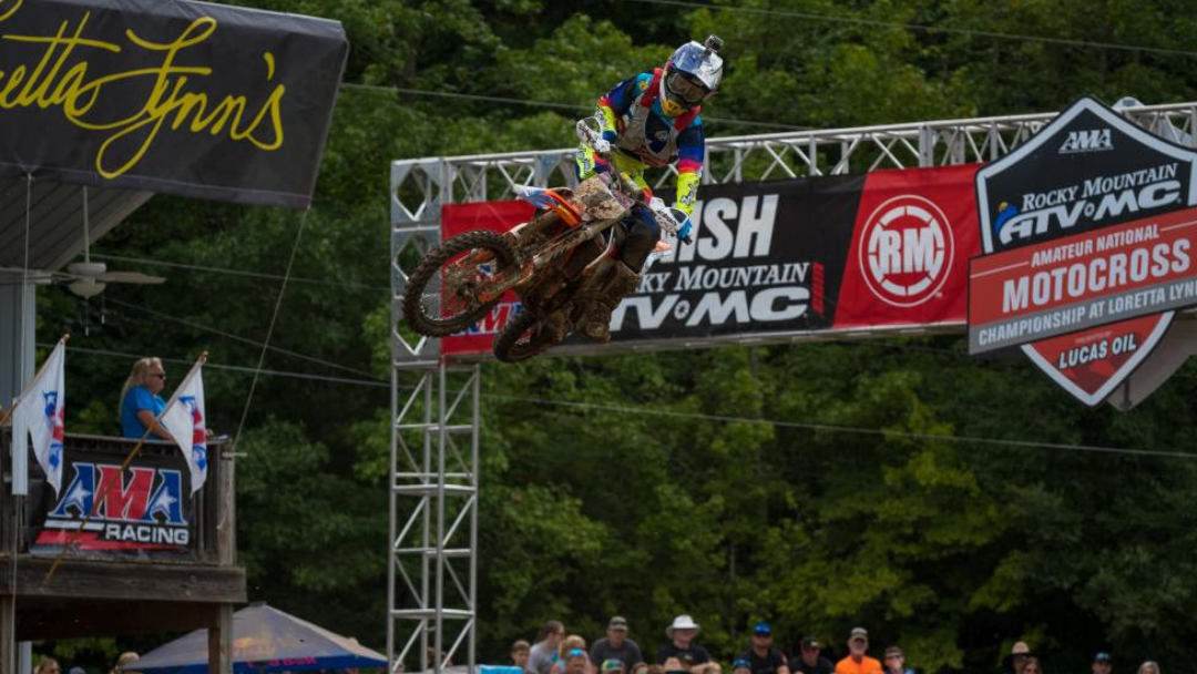 Tuesday Race Report: Rocky Mountain ATV/MC AMA Amateur National Motocross Championship, presented by Lucas Oil