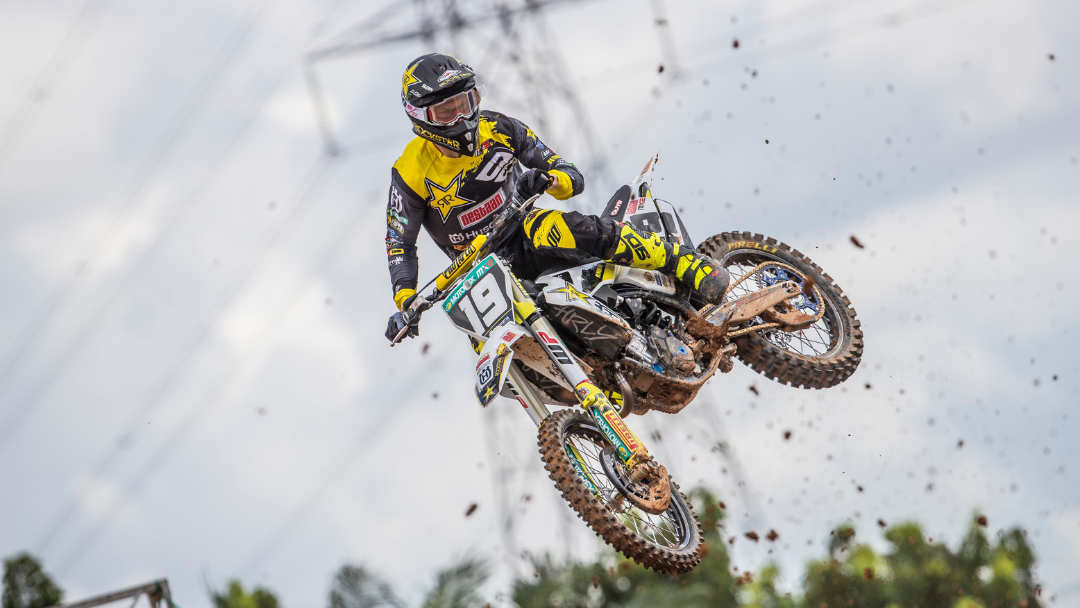 STRONG RESULTS FROM THOMAS KJER OLSEN & JED BEATON AT GP OF INDONESIA