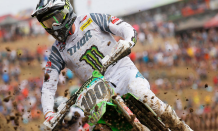 A FRUSTRATING RACE DAY FOR TOMMY SEARLE
