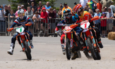 GNCC Racers Head to Pennsylvania for Inaugural VP Racing Fuels High Voltage