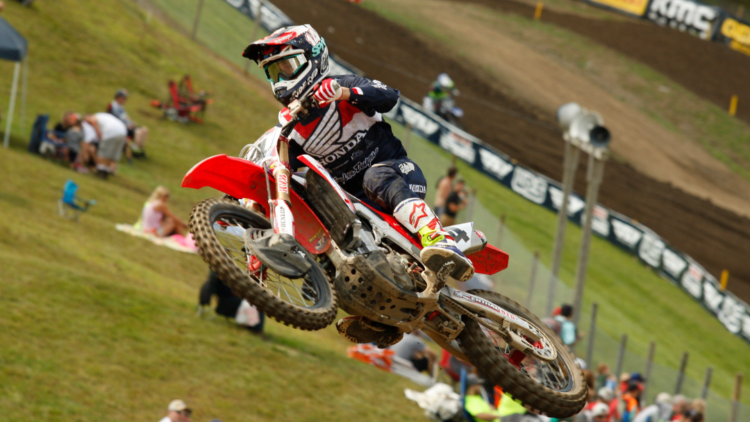 Team Honda HRC's Cole Seely to Retire from Professional Racing