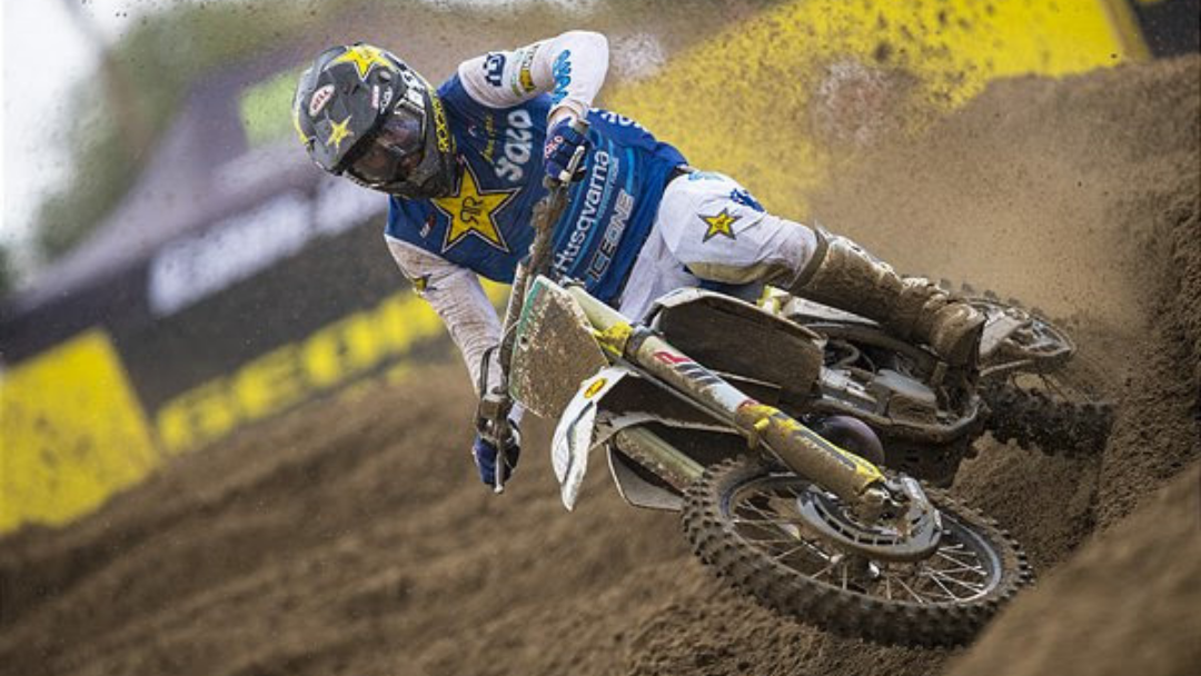 SOLID RESULTS FOR JASIKONIS AND JONASS AT MXGP OF BELGIUM