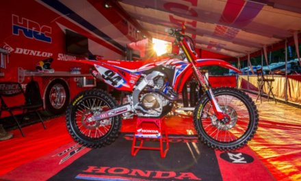 Second-Place Result at AMA Pro Motocross Finale Earns Roczen Second in Series
