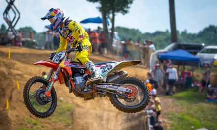 MUSQUIN FIGHTS FOR A SOLID PODIUM AT PENULTIMATE ROUND OF PRO MOTOCROSS CHAMPIONSHIP
