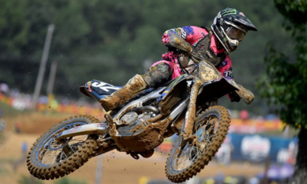 Monster Energy Star Yamaha Racing Team's Cooper Lands on the Podium for the Eighth Time This Season at Budds Creek