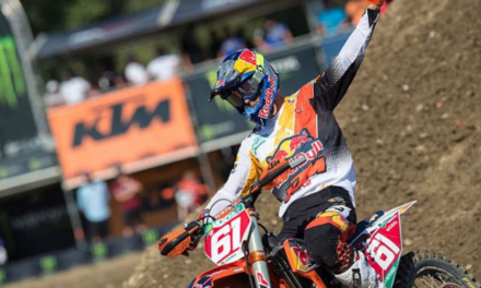 PRADO PLACES ONE HAND ON 2019 MX2 TITLE WITH THIRTEENTH CONSECUTIVE WIN AS COLDENHOFF SWEEPS MXGP IN IMOLA