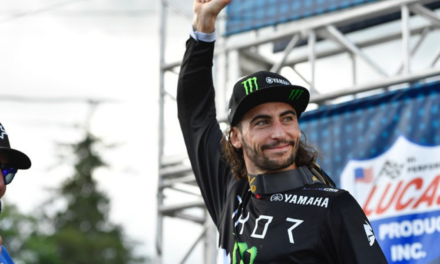 Ferrandis Gives Monster Energy Star Yamaha Racing Team Back-To-Back Wins with Overall at Unadilla