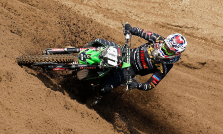 ANOTHER MOTO PODIUM FOR ADAM STERRY