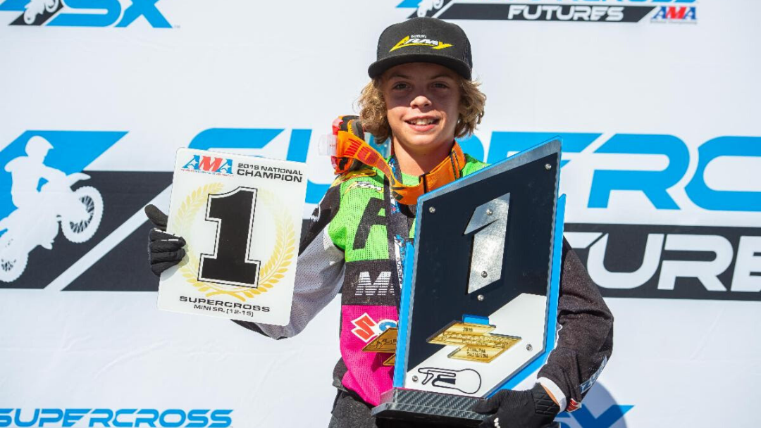 24 National Champions Crowned at Inaugural Supercross Futures AMA National Championship