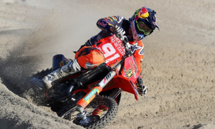 NATHAN WATSON FINISHES AS RUNNER-UP AT FRENCH BEACH RACE SERIES OPENER