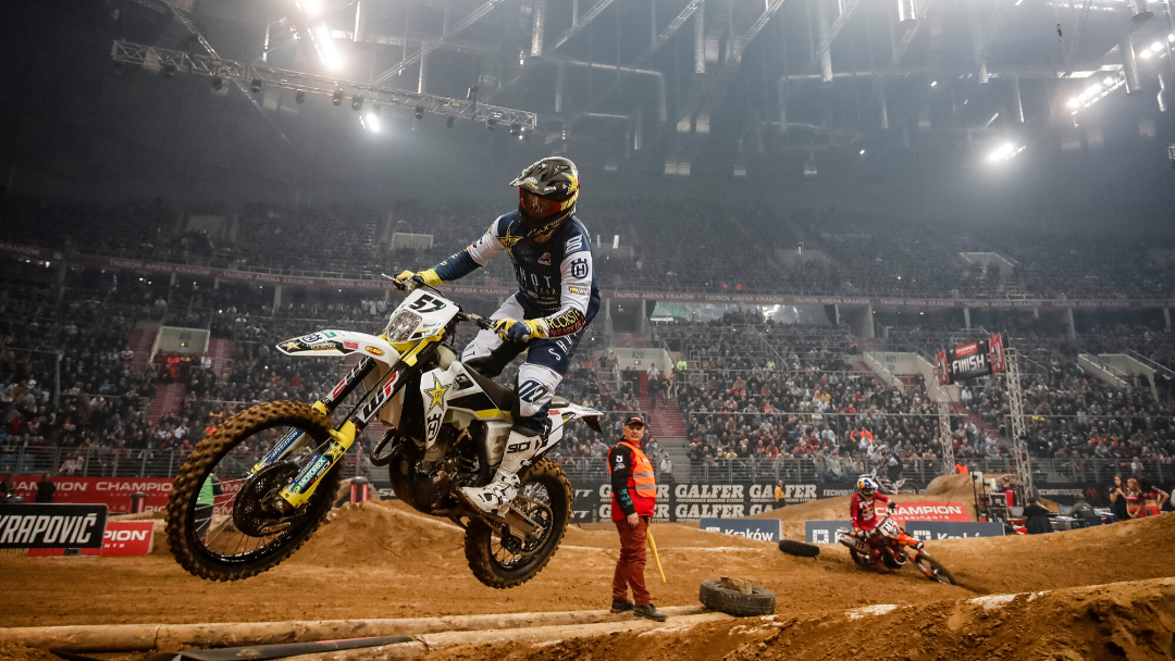 BOLT CLAIMS SUPERENDURO VICTORY IN POLAND