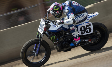 Yamaha Announces Support for Estenson Racing 2020 American Flat Track Team