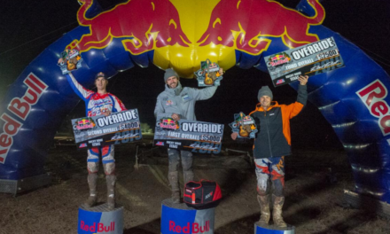 BETA FACTORY TEAM RIDER; HERRERA FINISHES IN 2ND  AT THE 2019 RED BULL OVERRIDE EXTREME ENDURO!