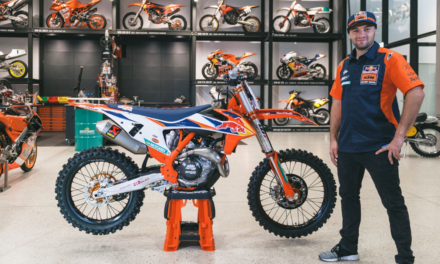 UNVEILED: NEW KTM 450 SX-F FACTORY EDITION SET TO STUN RIVALS ON AND OFF THE TRACK