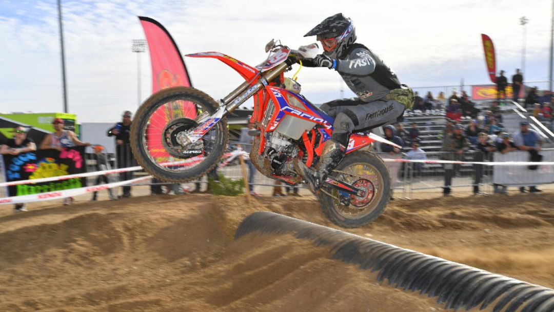 BETA FACTORY TEAM RIDER; CHANCE FULLERTON FINISHES IN 9TH AT ROUND 1 OF THE BIG 6 GRAND PRIX SERIES