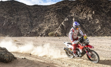 SANZ ENJOYS IMPROVED RESULT WITH 25TH PLACE FINISH ON STAGE FOUR OF 2020 DAKAR RALLY