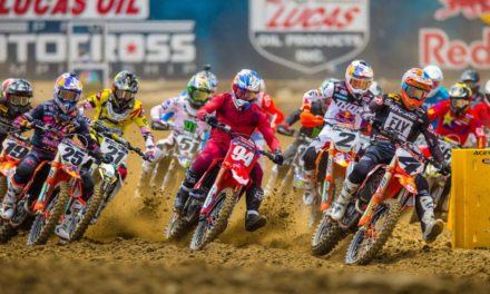 MX Sports Pro Racing Renews Agreement with United States Anti-Doping Agency for Lucas Oil Pro Motocross Championship