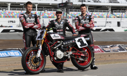 Indian Motorcycle Wrecking Crew Returns to American Flat Track in 2020 with Sights Set on a Fourth Consecutive Championship Season