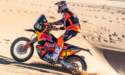 TOBY PRICE WINS CHALLENGING STAGE ONE OF THE 2020 DAKAR RALLY