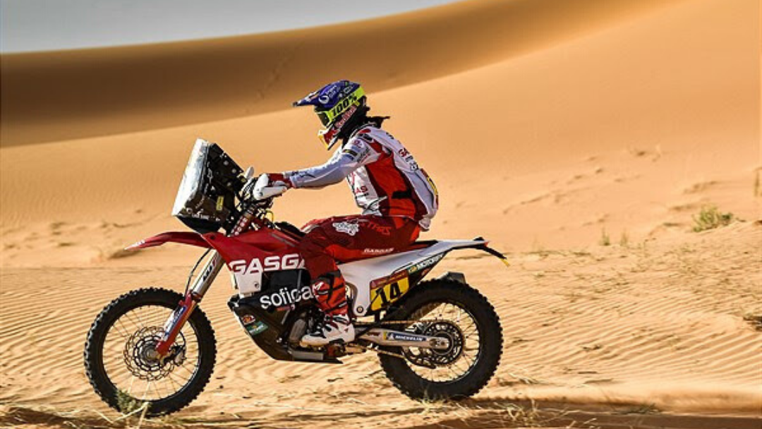 SUPERB 15TH PLACE FINISH FOR LAIA SANZ ON DAKAR RALLY STAGE SIX