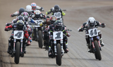 American Flat Track Announces Roster for 2020 AFT SuperTwins Competition