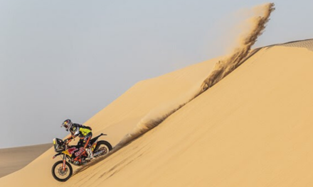 RED BULL KTM RIDERS SUCCESSFULLY COMPLETE SHORTENED STAGE 10 OF 2020 DAKAR RALLY