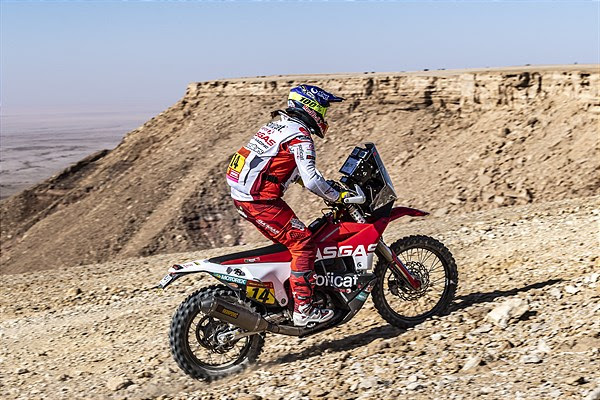 LAIA SANZ FINISHES 23RD ON STAGE NINE OF 2020 DAKAR RALLY