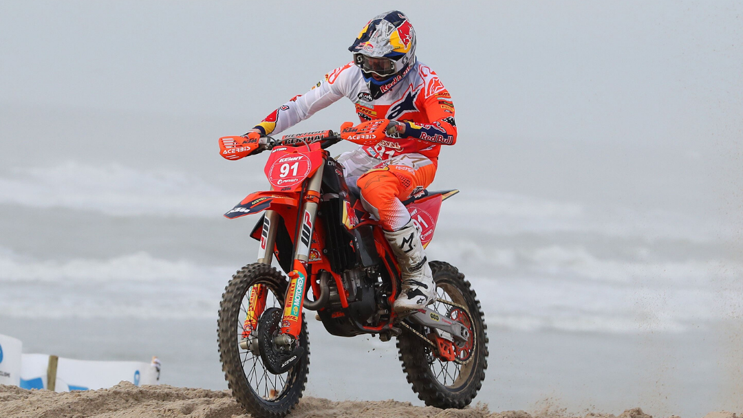 WATSON CROWNED 2020 FRENCH BEACH RACE CHAMPION AT ENDUROPALE DU TOUQUET