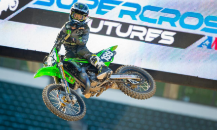 Supercross Futures Sees Podium Spots Shake Up in Oakland