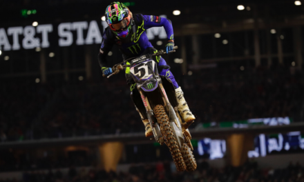 Barcia Finishes Fourth, Plessinger Scores Best Result of Season at Tough Triple Crown in Texas
