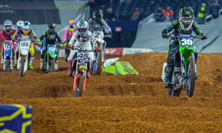Saturday Night Triple Crown Racing Set The Stage For Sunday's Supercross Futures at AT&T Stadium