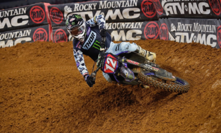Shane McElrath Scores Second-Place Finish at Triple Crown